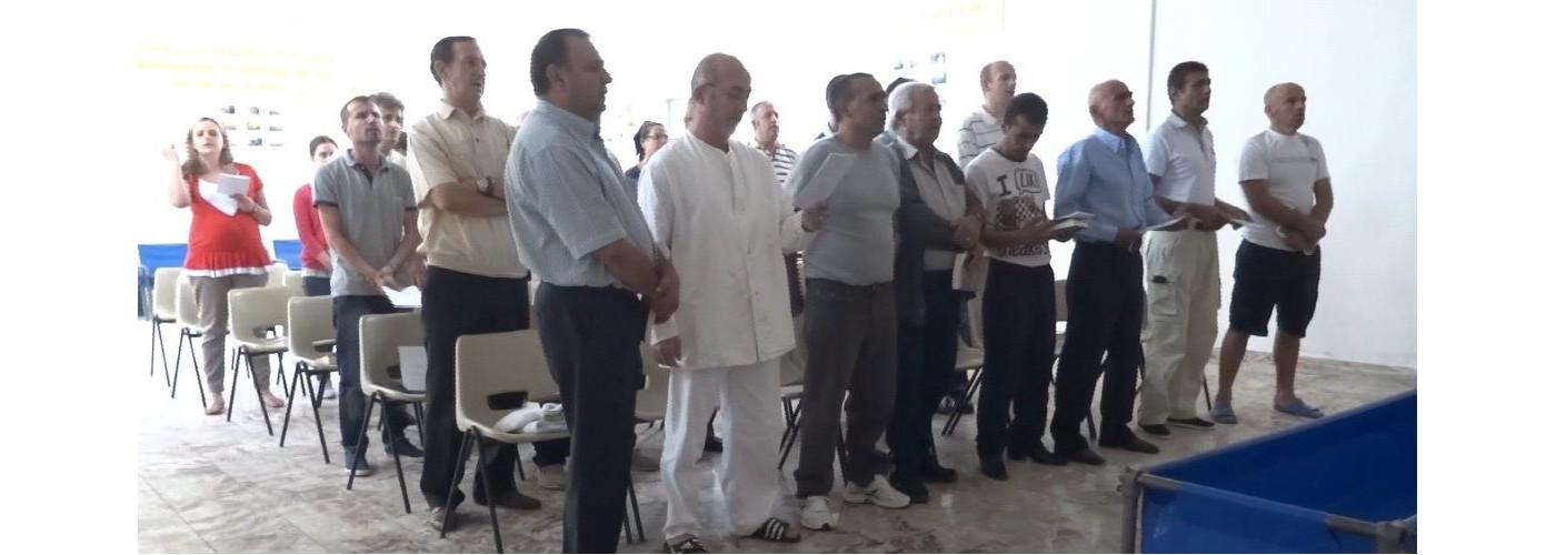 Renewed life after baptism